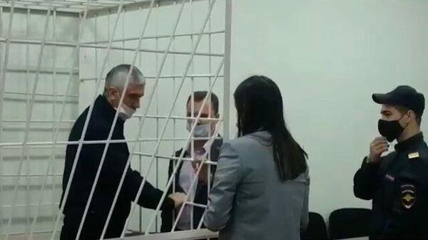 Ну ничего, это первый раунд – бизнесмен Быков после оглашения приговора суда