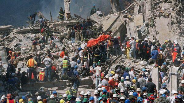 Спасатель: каждый момент спасательной операции при теракте 11 сентября был самым тяжелым