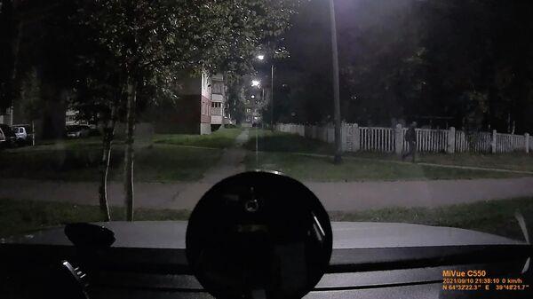 Подозреваемый в убийстве подростка в Северодвинске на записи камеры наблюдения
