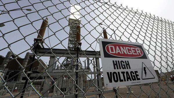 Солнечная электростанция Ivanpah в Калифорнии