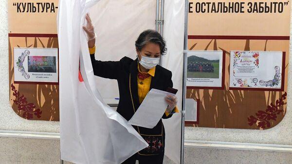 В Хакасии более 34 процентов избирателей проголосовали на выборах к 18:00