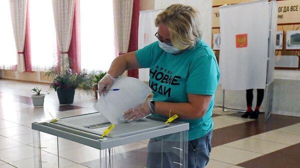 Явка на выборах в Красноярском крае составила 33 процента