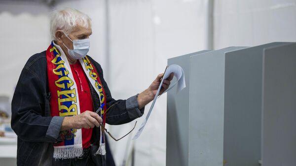 Во всех регионах Сибири закрылись избирательные участки
