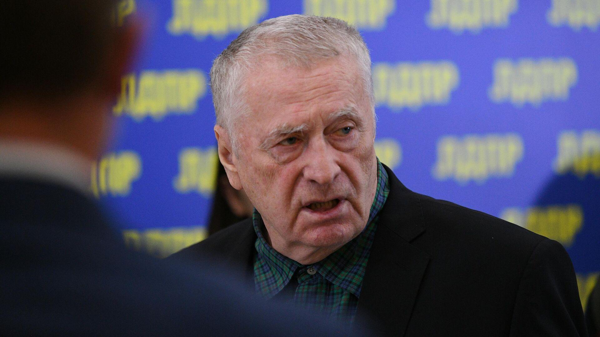 Жириновский отказался от мандата депутата Госсовета Чувашии