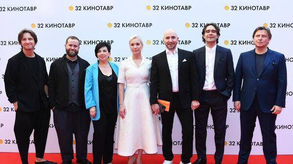 Церемония открытия фестиваля российского кино Кинотавр