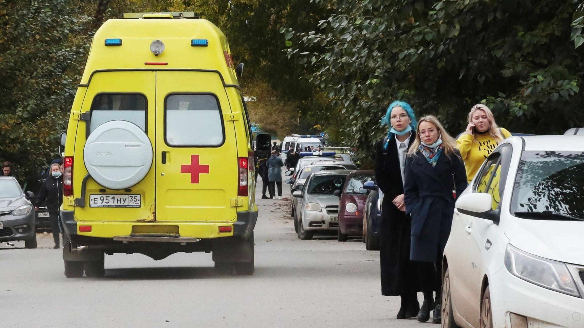 Пострадавший в Перми рассказал о поведении студента, устроившего стрельбу