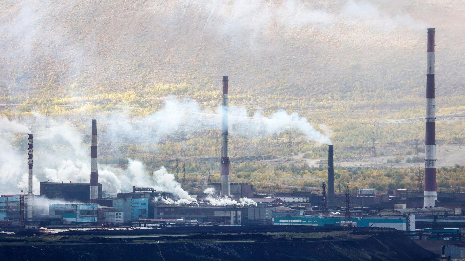 Ученые предложили систему оценки качества воздуха