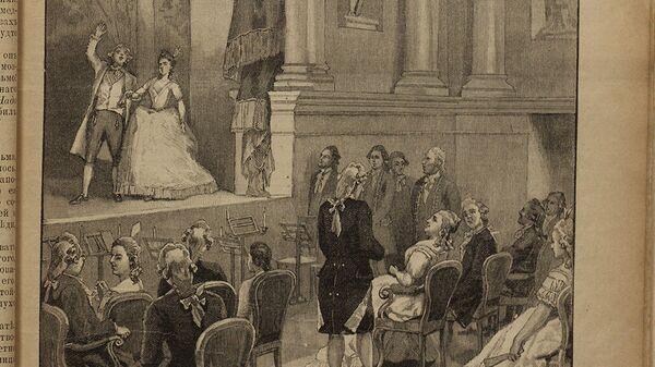 """1751273019 19:625:1040:1199 600x0 80 0 0 d8466002a9618fd0243c891e8ab29fc9 - В """"Царицыно"""" открылась выставка """"Театрократия. Екатерина II и опера"""""""