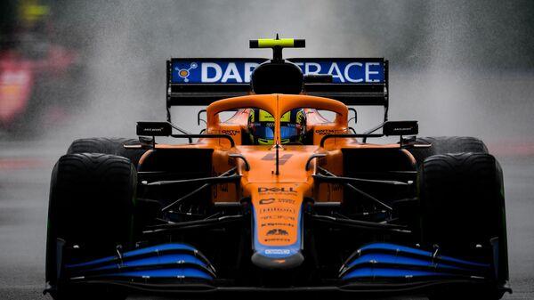Автоспорт. Формула 1. Гран-при России. Квалификация