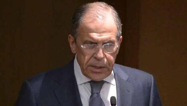 Сергей Лавров выступает в Госдуме. Фото с места события