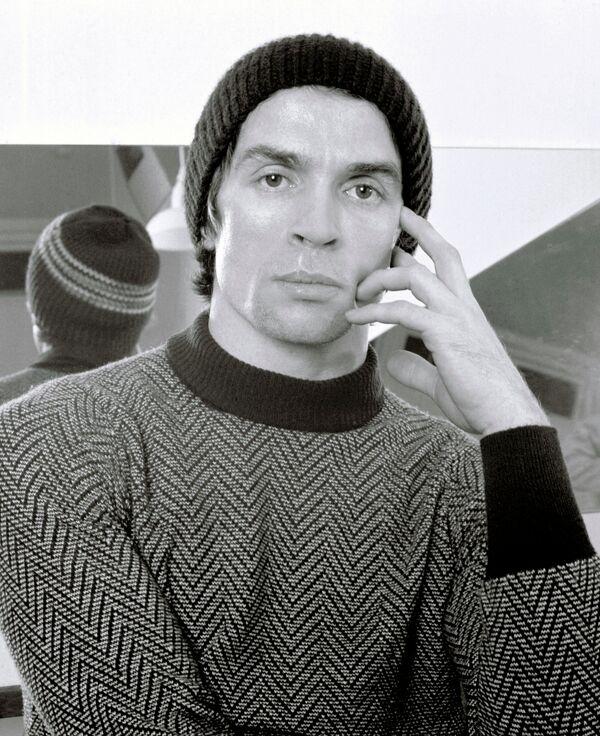 Рудольф Нуреев, артист балета, балетместер