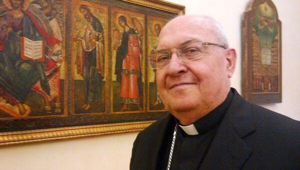 Кардинал Леонардо Сандри
