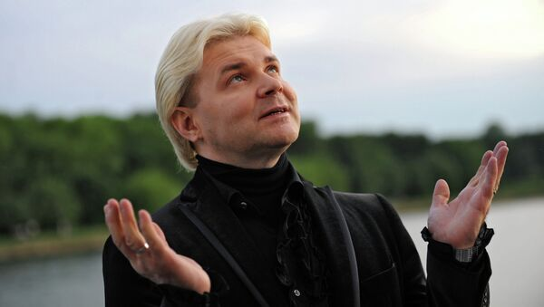 Народный артист РФ Андрис Лиепа