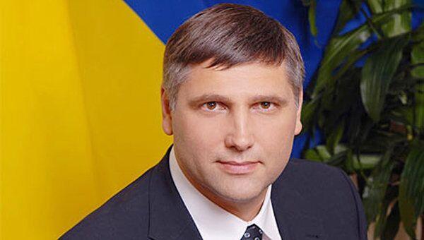 Депутат Верховной рады Украины от партии Оппозиционный блок Юрий Мирошниченко. Архивное фото