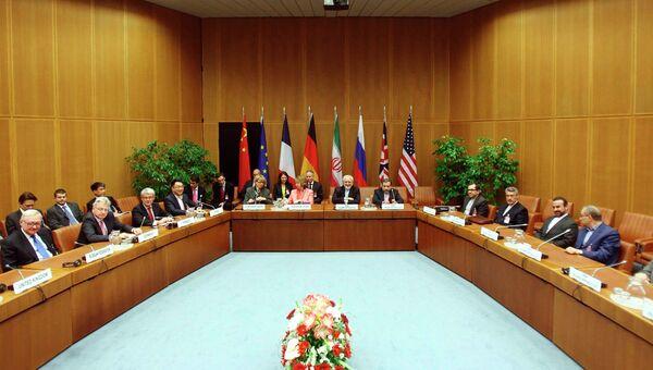 Встреча шестерки и Ирана по Иранской ядерной программе в Вене