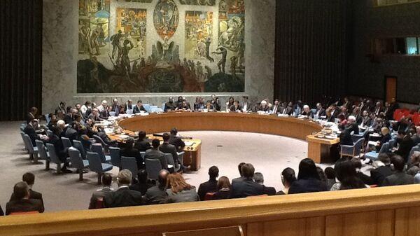 Встреча СБ ООН по Украине. Архивное фото