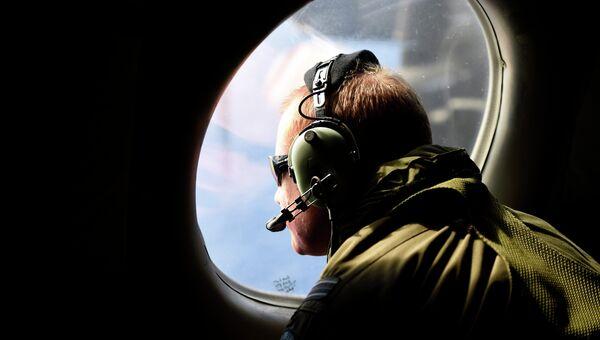 ВВС Новой Зеландии ведут поиски пропавшего самолета авиакомпании Malaysia Airlines