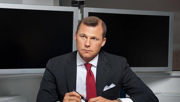 Генеральный директор ФГУП Почта России Дмитрий Страшнов