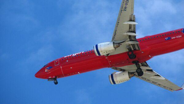 Самолет авиакомпании Virgin Blue. Архивное фото