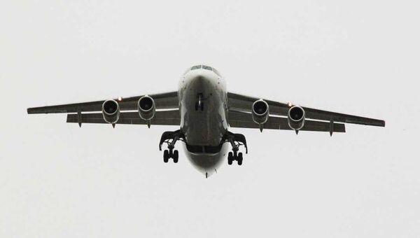 Самолет British Aerospace 146. Архивное фото