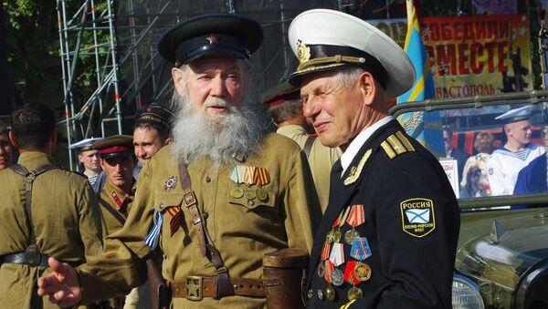 Участники кинотелефестиваля Победили вместе в Севастополе, Архивное фото