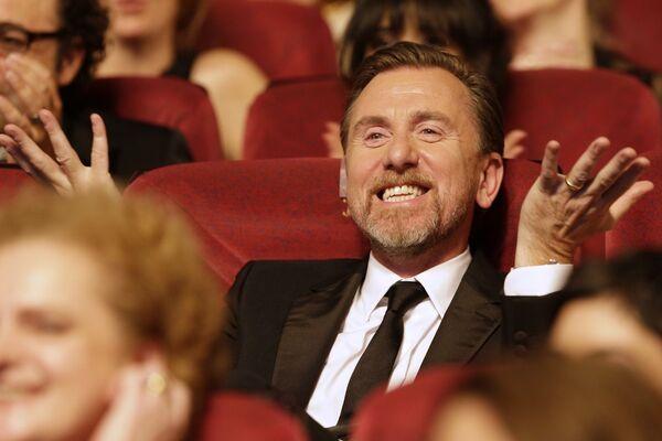 Актер Тим Рот во время церемонии открытия 67-го Каннского кинофестиваля