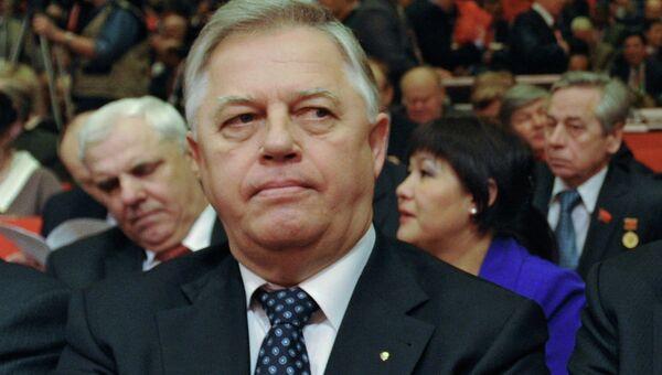 Лидер Компартии Украины Петр Симоненко. Архивное фото