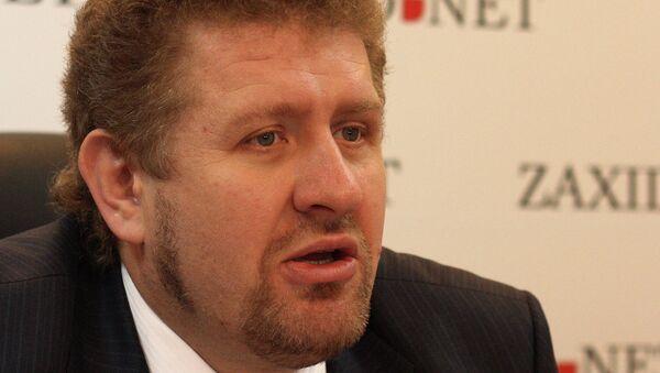 Председатель правления Института украинской политики Кость Бондаренко