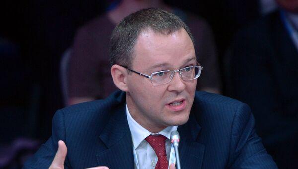 Генеральный директор ВТБ Капитал Алексей Яковицкий. Архивное фото