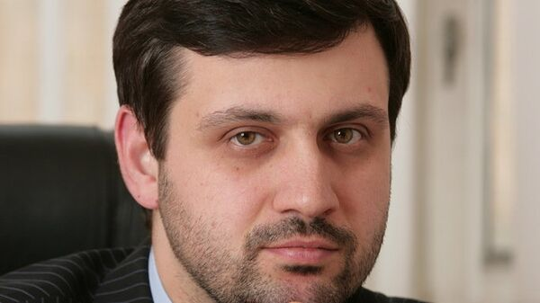 Владимир Легойда, председатель Синодального отдела по взаимоотношениям Церкви с обществом и СМИ