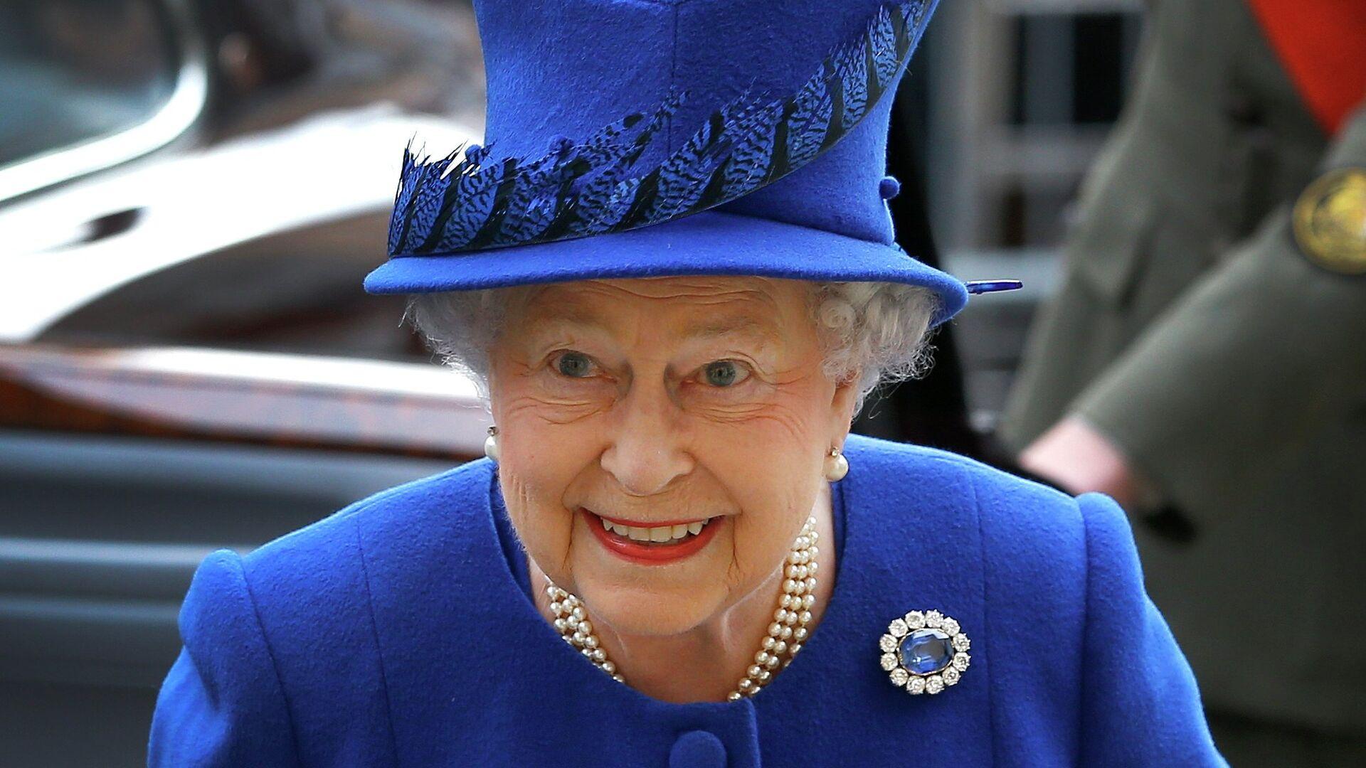 Королева Великобритании Елизавета II. Архивное фото - РИА Новости, 1920, 09.01.2021