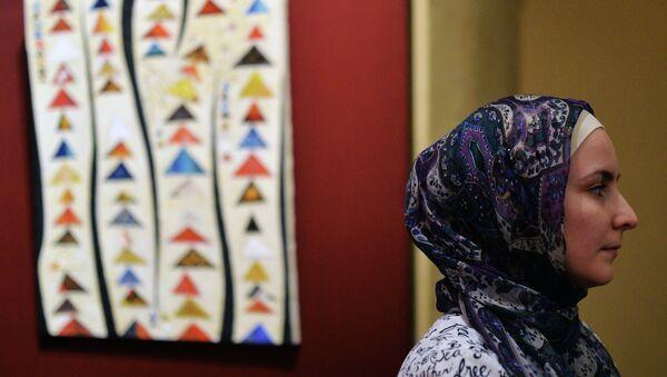 Выставка Хайтарма. Искусство крымских татар. Архивное фото
