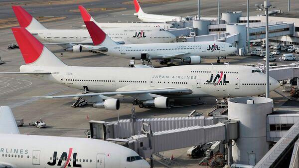 Самолеты авиакомпании Japan Airlines