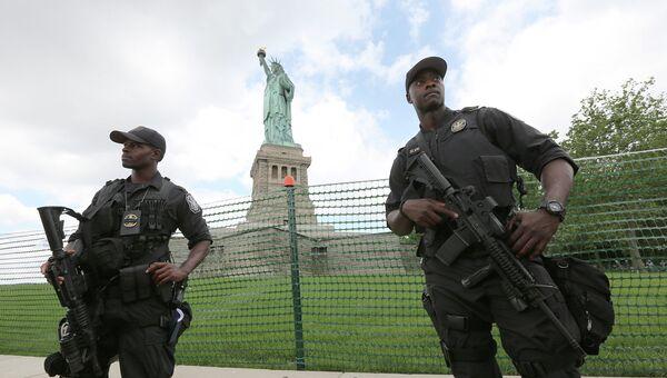 Статуя Свободы, США. Архивное фото