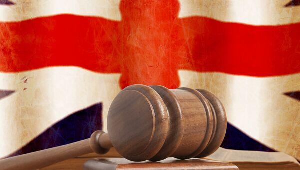 Правосудие Великобритании. Архивное фото.