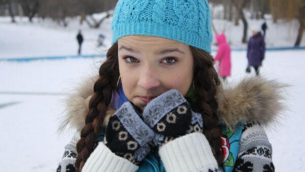 Настя Калитенко, 19 лет, Украина