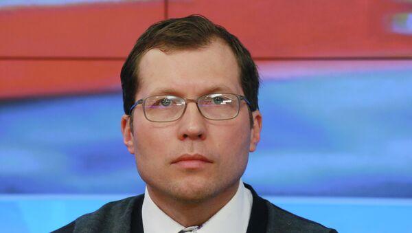 Спортивный директор Федерации Дмитрий Дубровский. Архивное фото