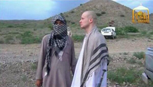 Обмен американского военнопленного Боуи Бергдала на талибов. Архивное фото.