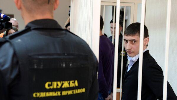 Оглашение приговора по делу сотрудников ОВД Дальний