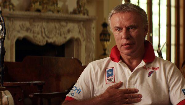 Кадр из фильма Красная армия Гейба Полски