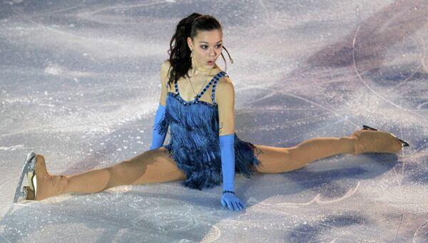 Аделина Сотникова. Архивное фото