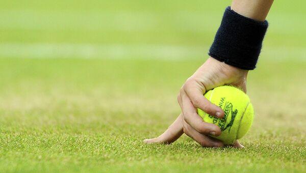 Теннисный турнир. Архивное фото