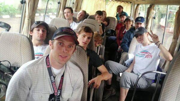 Команда проекта Жизнь в движении - Килиманджаро
