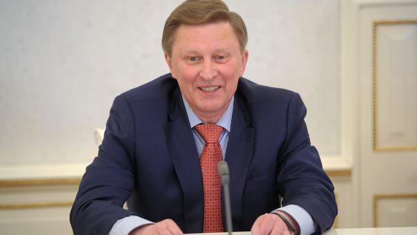 Руководитель администрации президента РФ Сергей Иванов. Архивное фото