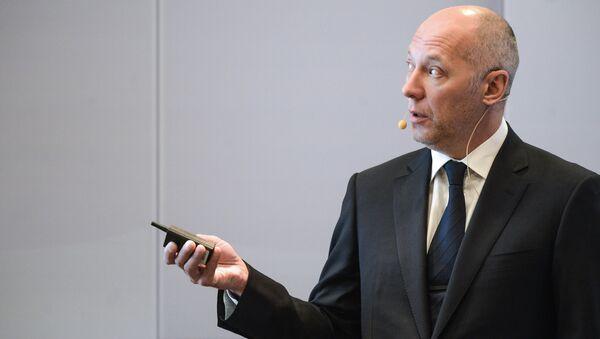 Президент ОАО МТС Андрей Дубовсков, архивное фото