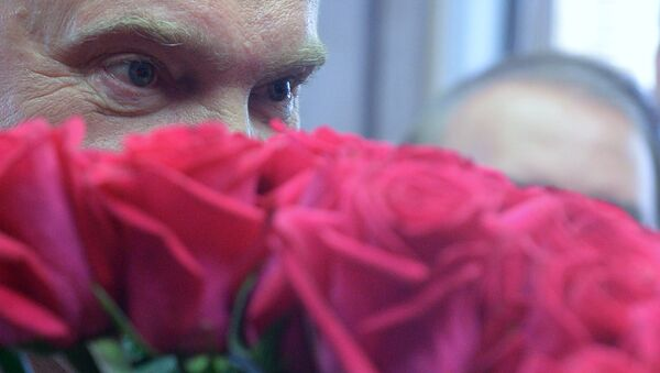 День рождения Г. Зюганова
