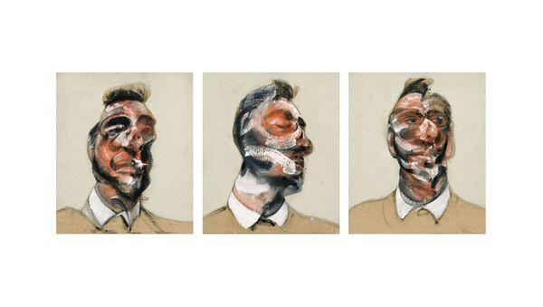 Триптих Фрэнсиса Бэкона Три эскиза к портрету Джорджа Дайера