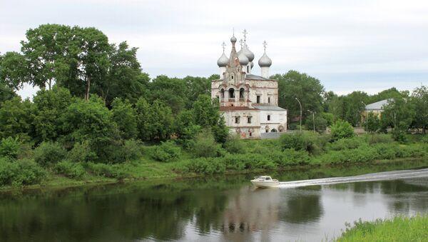 Регионы России. Вологда