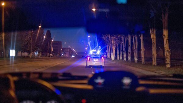 Считать ли нарушением не пропуск пешехода ступившего с противоположной стороны