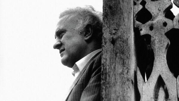 Эдуард Шеварднадзе. Фото из коллекции Нино Мелия
